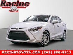 New 2019 Toyota Yaris Sedan in Mount Pleasant WI