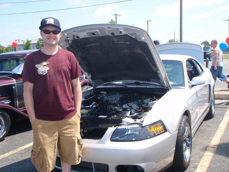 Dan Rusotti - '03 Mustang Cobra 4.6