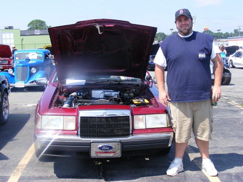 Ron Porte - '89 Lincoln LSC
