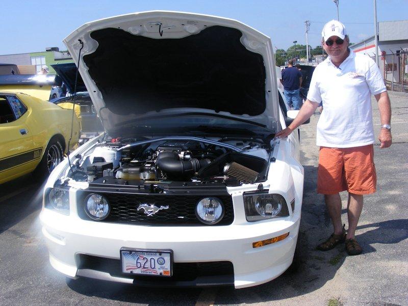 Lee Rekrut - '08 Mustang GT CS