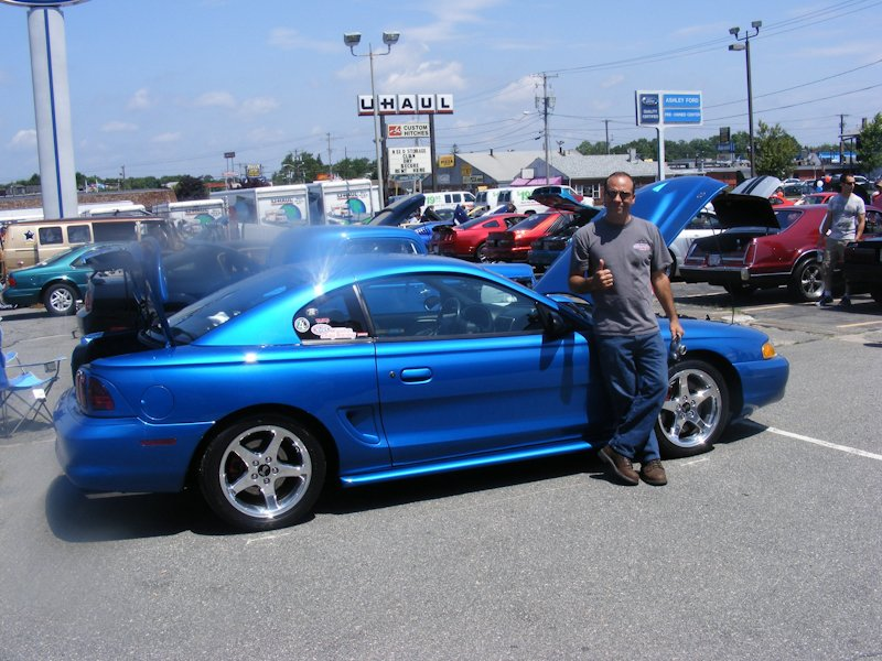 Rob White - '98 Mustang Cobra