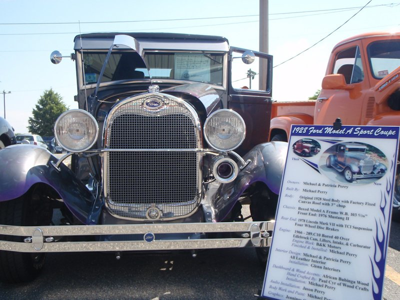 Michael Perry's 1928 Model A