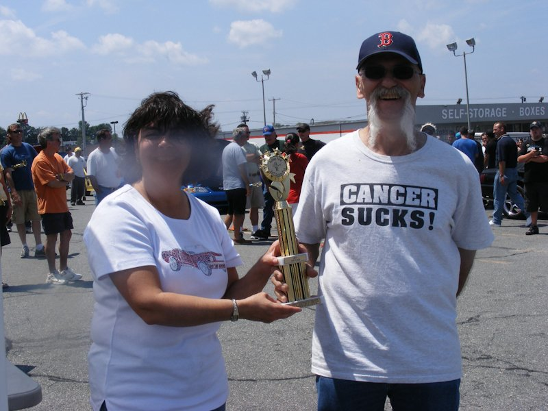 Michael Perry won 1st place in the Street Rod category with his 1928 Ford Model A Sport Coupe