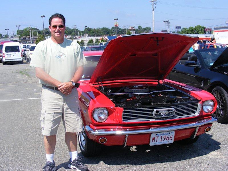 Joe Wells - '66 Mustang Francesca