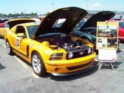 Mustang Day 2008 Photo 5