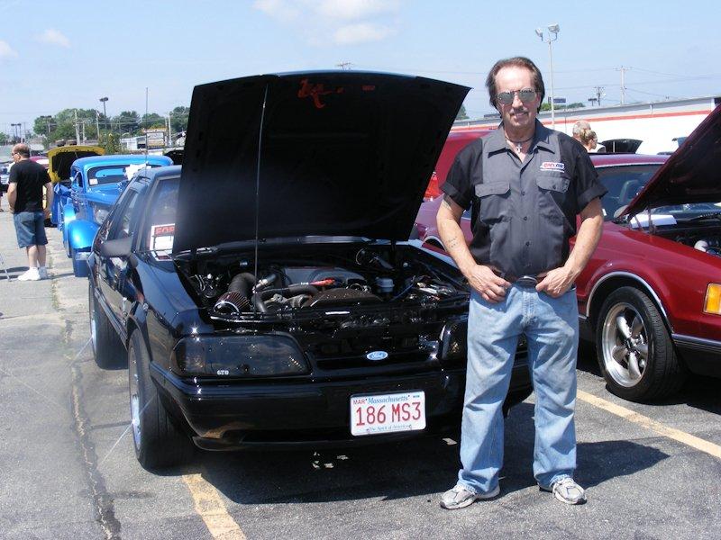 Robert Roy, Sr. - 1987 Mustang LX