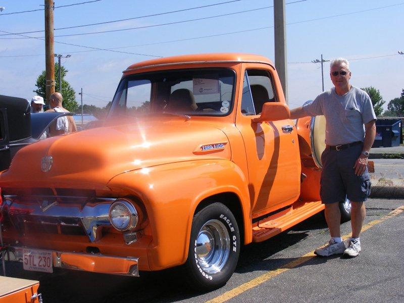 Ron Baudette - 1954 Ford F100