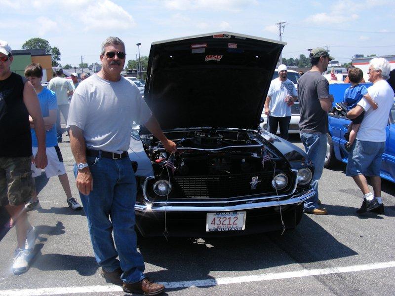 Gary Lunn - '69 Mach 1