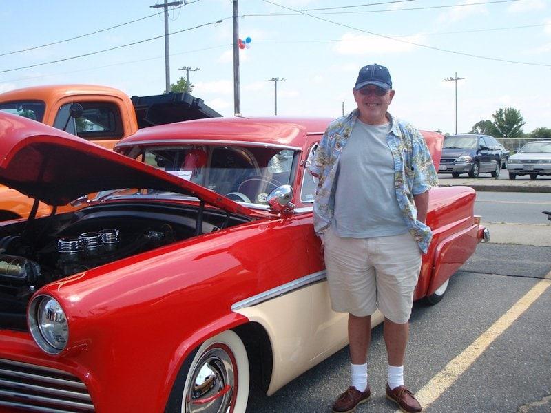 Bob Hart - '54 Ford Mainline