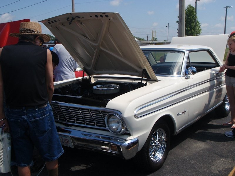 1964 Ford Falcon owned by Lenny Cormier