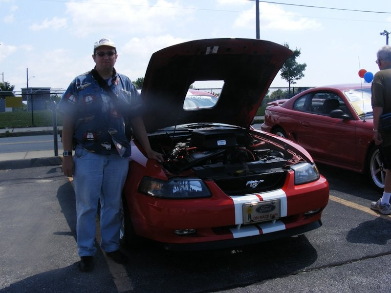 Michael Sylvia - '04 Mustang 40th Anniv. Ed.