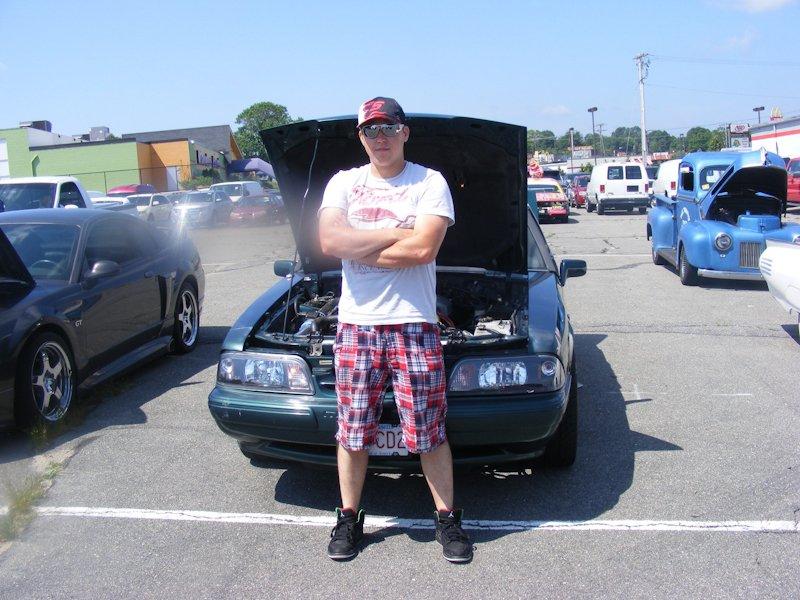 Kyle Baker - '92 Mustang LX 5.0