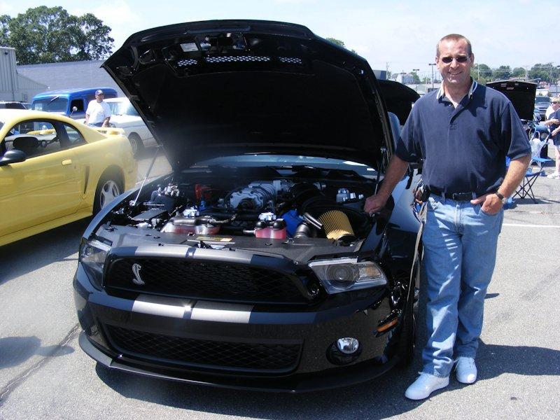 Scott LaBonte - 2011 Mustang Shelby GT500