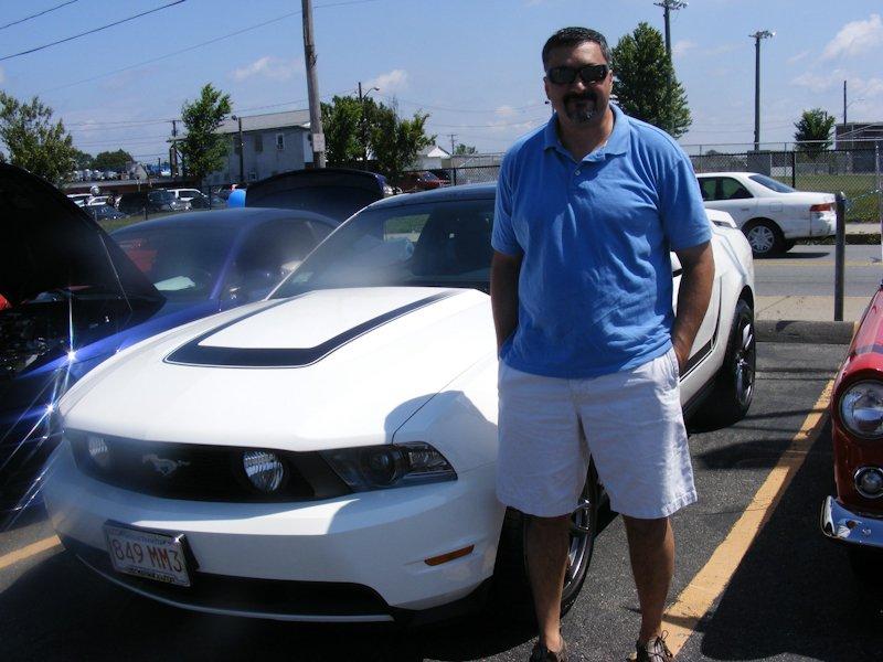 Richard Vieira - 2012 Mustang GT