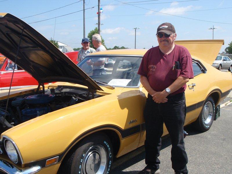 Bill Gallop, Jr - '71 Ford Maverick