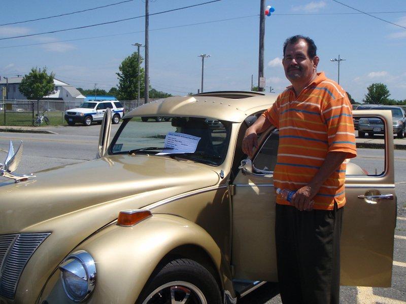 Ramon Vazquez - '74 Volkswagen