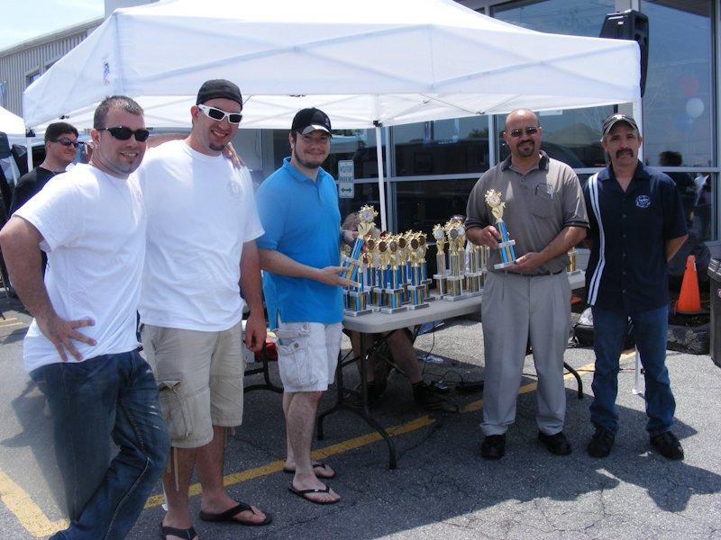 Our Judges - John St. Claire, Evan Madigan, Josh Pacheco, Manny Espinola and Manny Souza