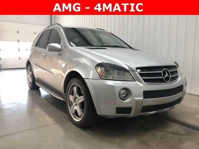 Used 2008 Mercedes Benz M Class For Sale At German Asian Concepts