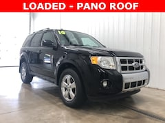 Used 2010 Ford Escape Limited SUV under $12,000 for Sale in Osceola, IN