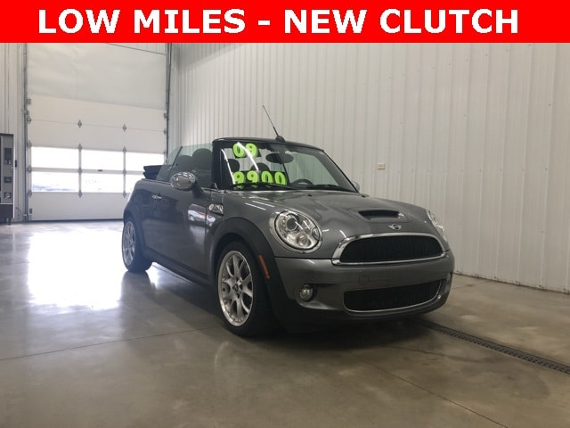 Used 2009 Mini Cooper S For Sale At German Asian Concepts Vin