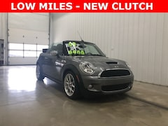 Used 2009 MINI Cooper S Base Convertible under $12,000 for Sale in Osceola, IN
