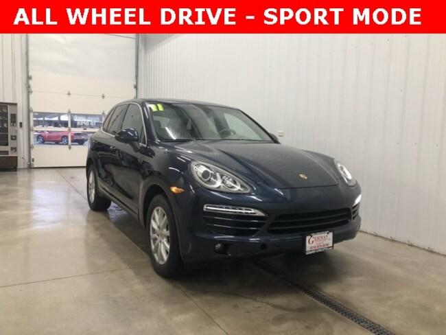 2011 Porsche Cayenne Base SUV