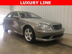Used 2006 Mercedes-Benz S-Class S 500 Sedan under $12,000 for Sale in Osceola, IN
