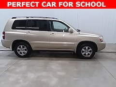Used 2005 Toyota Highlander V6 SUV under $12,000 for Sale in Osceola, IN