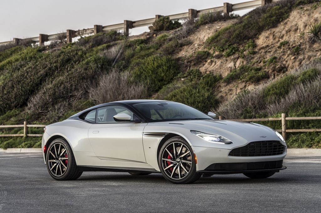 Aston Martin DB11 Lease Near Chicago & Downers Grove, IL