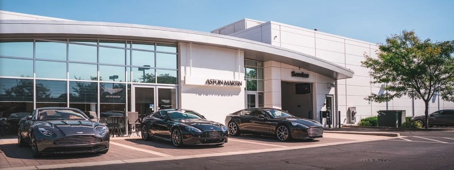 Aston Martin Service Center - Downers Grove, IL