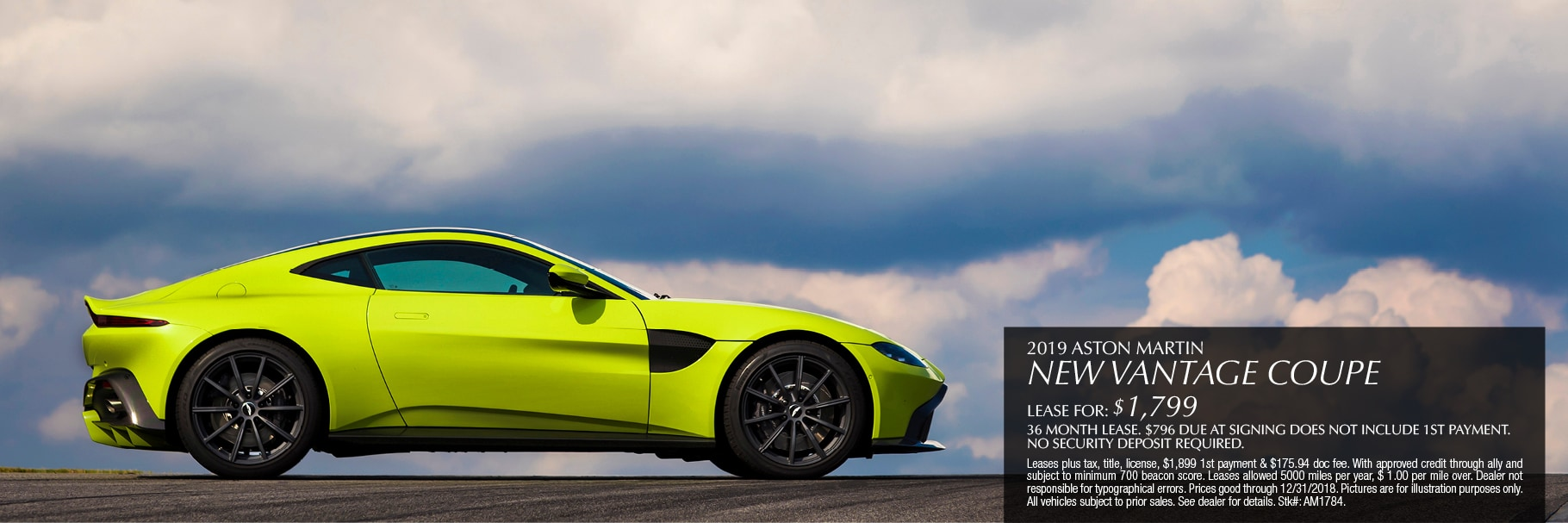 Aston Martin Lease Offers Napletons Aston Martin Of Chicago - Lease aston martin