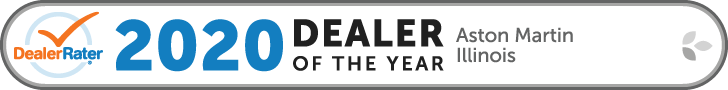 Napleton's Aston Martin - 2020 DealerRater Dealer of the Year