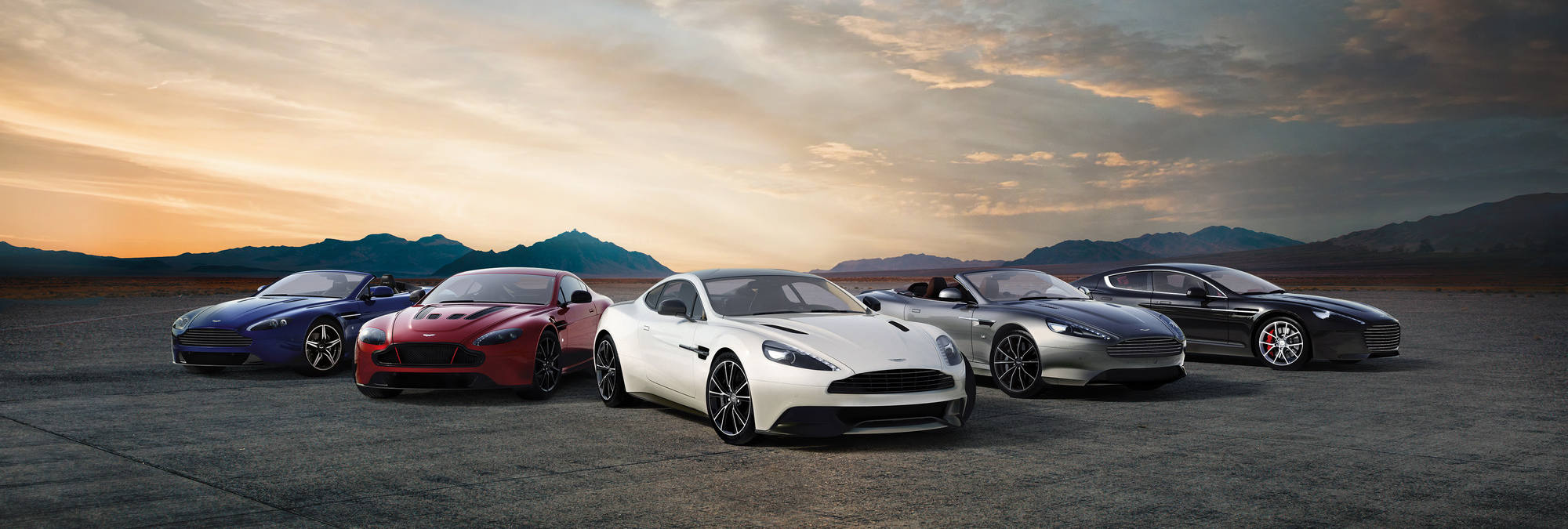 Aston Martin Models Luxury Sports Cars Napletons Aston Martin - Aston martin sports car