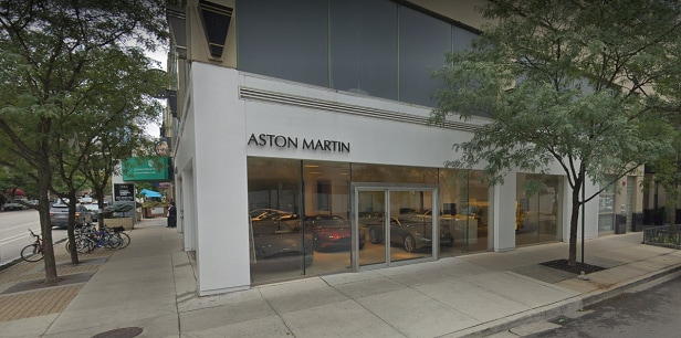 Napleton's Aston Martin Chicago Location
