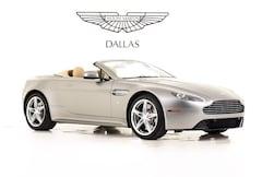 2016 Aston Martin V8 Vantage S Convertible