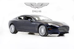2016 Aston Martin Rapide S Base Sedan