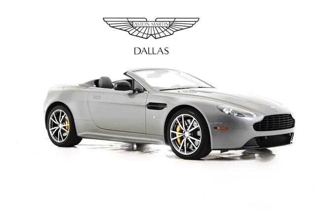 2014 Aston Martin V8 Vantage S Convertible