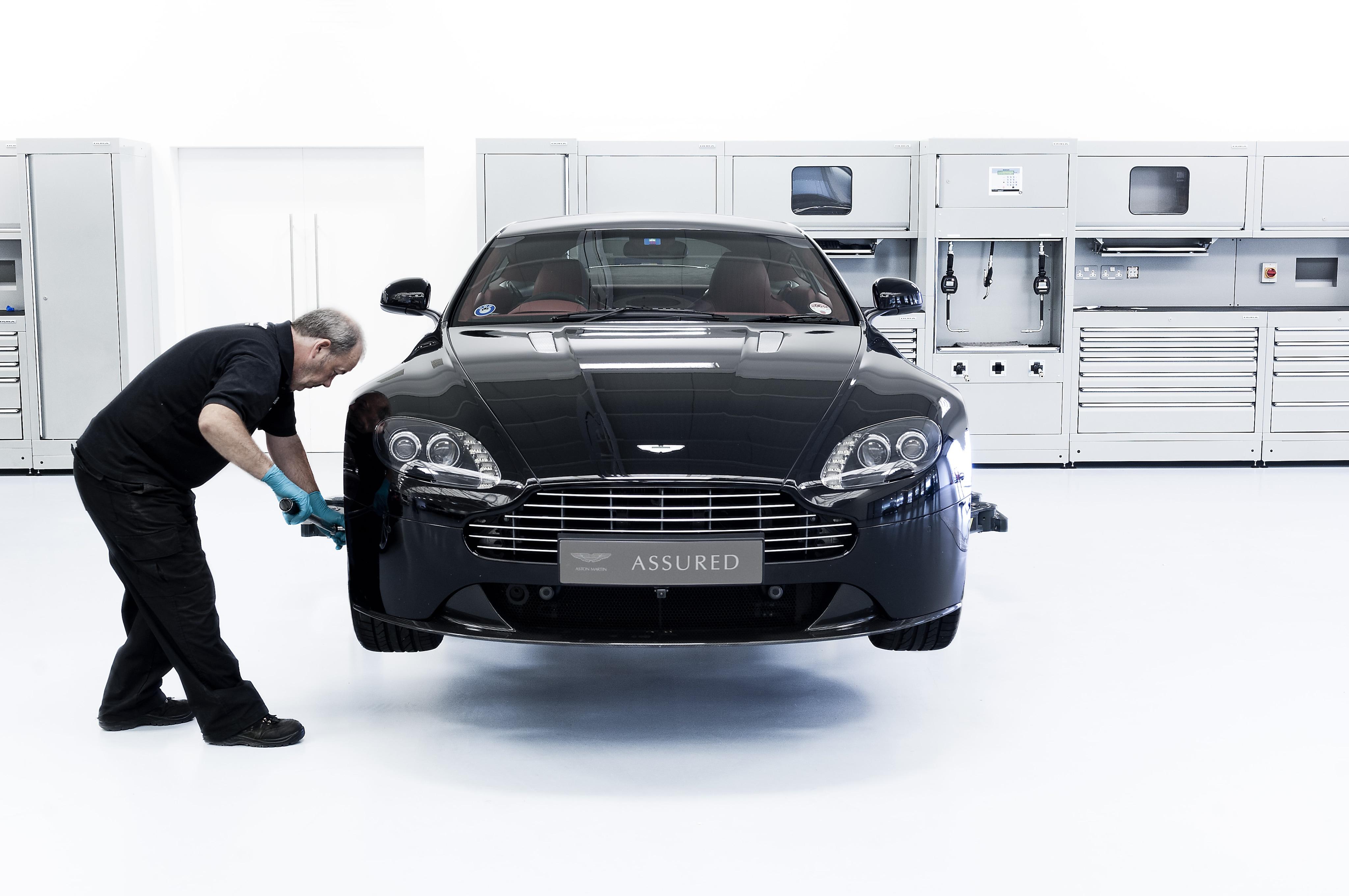Aston Martin Dallas Service Aston Martin Dallas