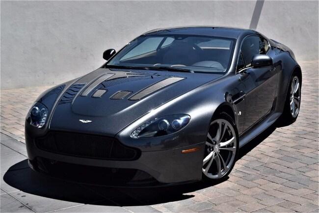 Used 2017 Aston Martin V12 Vantage For Sale   San go CA