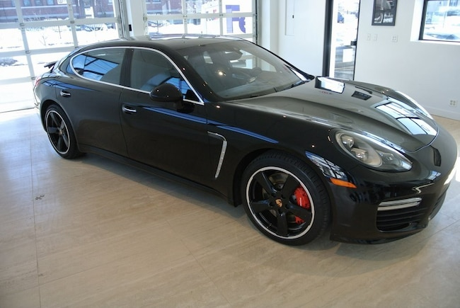2014 Porsche Panamera Turbo Executive Gran Turismo