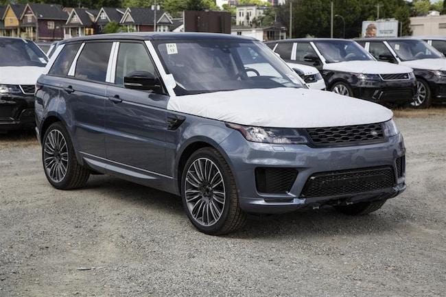 Range Rover A Vendre >> Land Rover Range Rover Sport 2019 Neuf A Vendre Chez Aston Martin