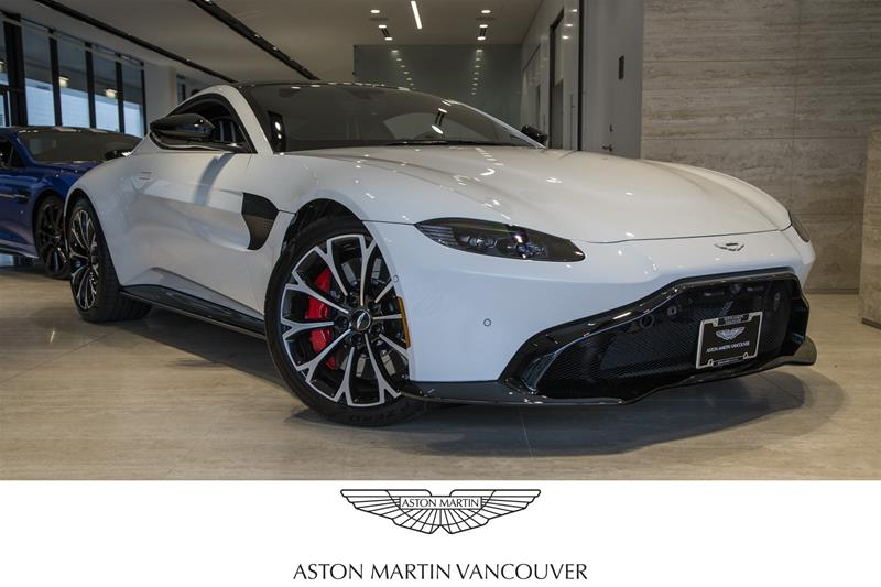 New Featured Vehicles Aston Martin Vancouver