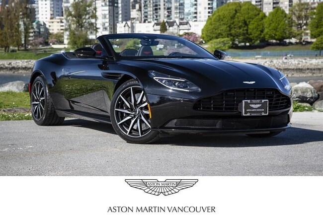 2019 Aston Martin DB11 V8 Volante Convertible