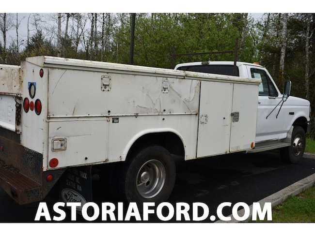 1992 Ford F-350 XL CHASSIS