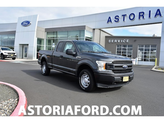 2019 Ford F-150 XL 4WD SuperCab 6.5 Box