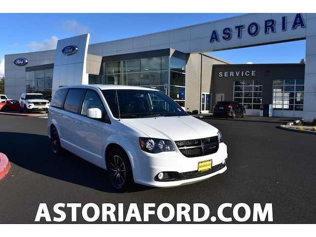 2018 Dodge Grand Caravan SE Plus Wagon