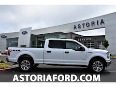 2016 Ford F-150 XLT 4WD SuperCrew 157