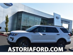 2018 Ford Explorer Sport Wagon