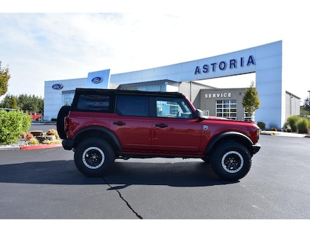 2021 Ford Bronco Big Bend Sport Utility Convertible