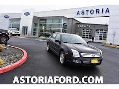 2007 Ford Fusion SEL Sdn V6 AWD